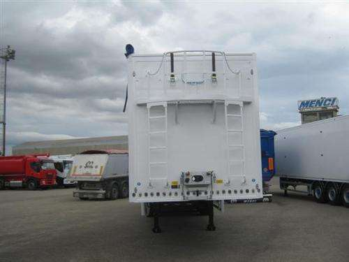 SEMITRAILER MENCI MOVING FLOOR